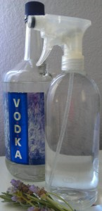 Disinfecting Vodka Spray Cleaner & Aromatic Air Freshener