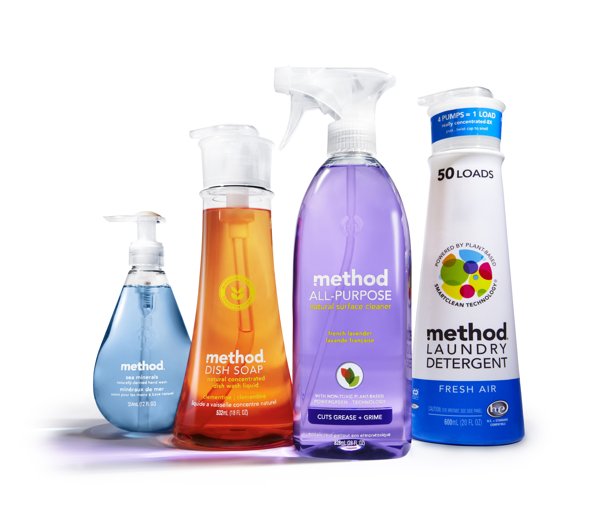 Products: Green Cleaning News: Method Acquired By Ecover