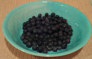 Blueberries show promise in boosting immunity.