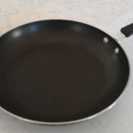 Nicked-Up, Non-Stick Pan