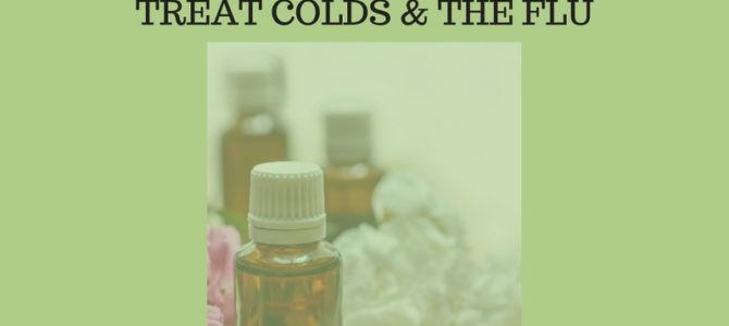 Top 3 Essential Oils to Disinfect the Air, Boost Immunity, and Treat Colds & the Flu