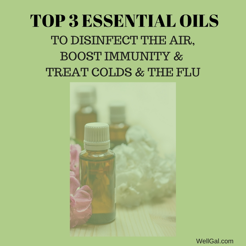 Graphic for Top 3 Essential Oils
