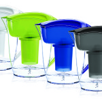 Santevia alkaline pitchers are available in four colors.