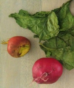 Enjoy crispy roasted garlic beet leaves as a great snack or appetizer.
