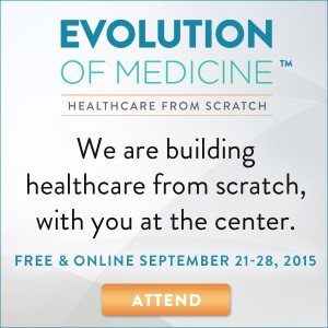 Learn from 30+ experts how to stay healthy and prevent chronic disease at this free online event offered September 21-28, 2015.