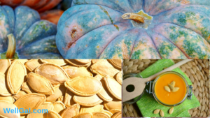 Delicious Homemade Garlic Sea Salt Pumpkin Seeds
